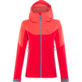 Dynafit W's Mercury 2 Dynastretch Jacket Crimson